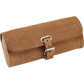 Brooks Challenge Saddle Bag aged